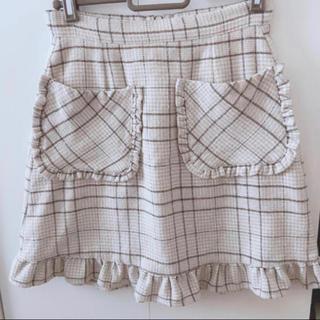 ハニーシナモン(Honey Cinnamon)のハニーシナモン スカート(ミニスカート)