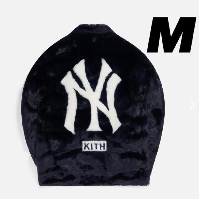 Supreme(シュプリーム)のkith MLB ファージャケット メンズのジャケット/アウター(ブルゾン)の商品写真