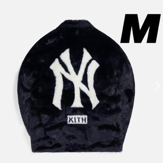 Supreme - kith MLB ファージャケット