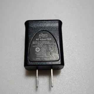 プルームテック(PloomTECH)の中古品 ploom TECH ACアダプター USB 5W 充電アダプター(バッテリー/充電器)