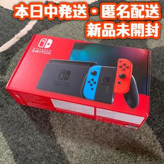 Nintendo Switch - ニンテンドースイッチ ネオン 本体 新品未開封