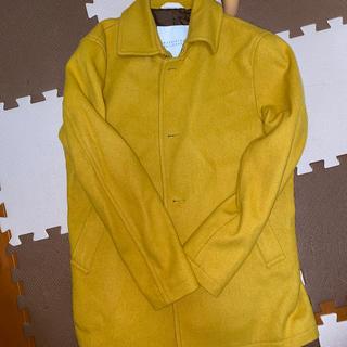 マッキントッシュフィロソフィー(MACKINTOSH PHILOSOPHY)のコート 黄色 値下げしました。残り2日(トレンチコート)
