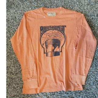 エドウィン(EDWIN)のエドウィンプリントT(Tシャツ/カットソー(七分/長袖))