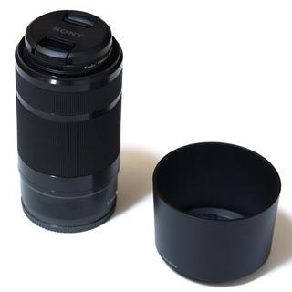 SONY - SONY レンズ セット α6400 SELP1650 SEL55210