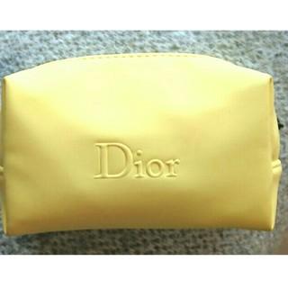 クリスチャンディオール(Christian Dior)のディオール ノベルティー ポーチ(ポーチ)