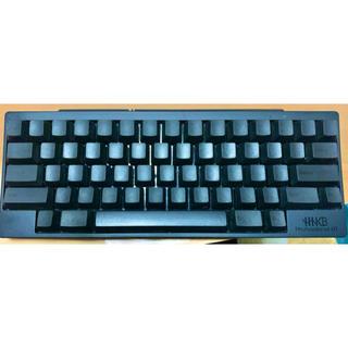 フジツウ(富士通)のPFU HHKB Professional BT 英語配列/墨PD-KB600B(PC周辺機器)