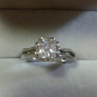 ダイヤ1カラット 指輪