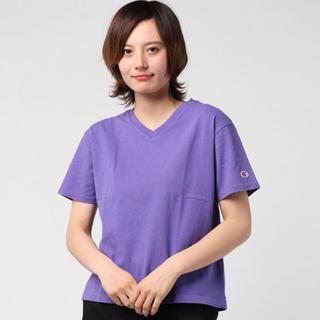 チャンピオン(Champion)のChampion♡紫Tシャツ(Tシャツ(半袖/袖なし))