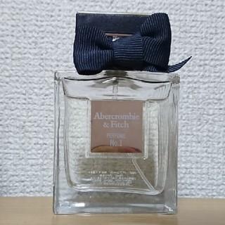 アバクロンビーアンドフィッチ(Abercrombie&Fitch)の大きい75ml  アバクロンビー&フィッチ パフューム No.1 PERFUM(香水(女性用))
