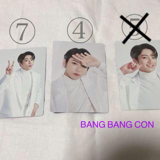 防弾少年団(BTS) - 【公式】BANG BANG CON ミニフォト