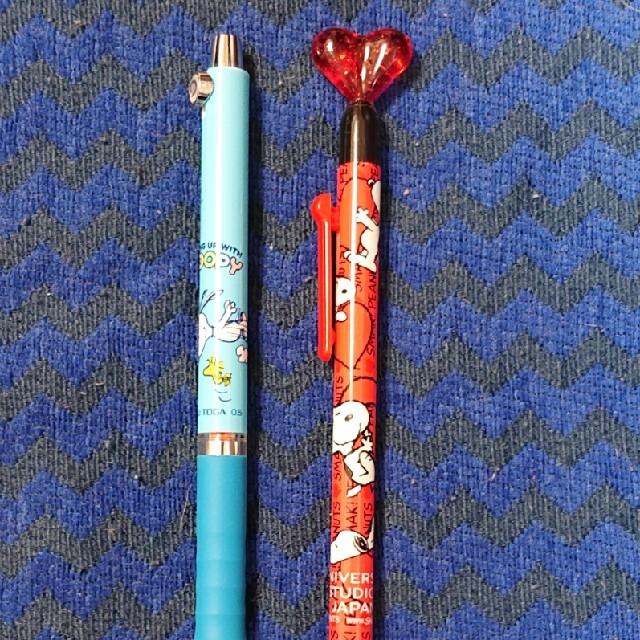 SNOOPY(スヌーピー)のSNOOPY  クルトガ&ボールペン エンタメ/ホビーのおもちゃ/ぬいぐるみ(キャラクターグッズ)の商品写真