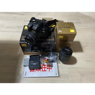 Nikon - 一眼レフ Nikon D5300 望遠レンズ付き