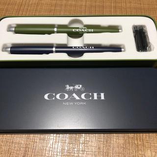 COACH - COACH(万年筆・ボールペン セット)