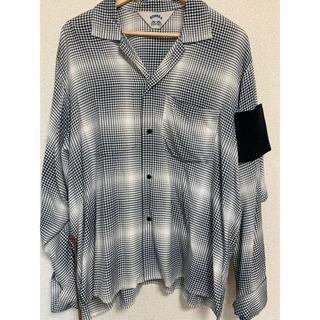 サンシー(SUNSEA)のsunsea 20ss ジゴロシャツ(シャツ)
