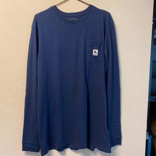 バートン(BURTON)のburton バートンスノーボード ロンT Lサイズ(Tシャツ/カットソー(七分/長袖))