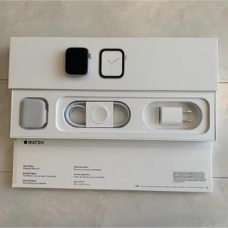 Apple Watch - Apple Watch Series 5 GPS+Cellularモデル