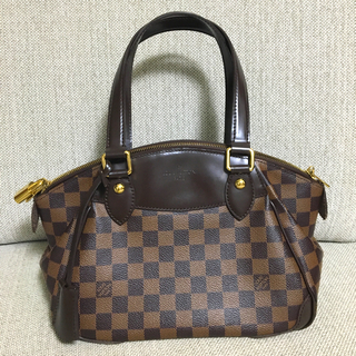 LOUIS VUITTON - ルイヴィトン バッグ ヴェローナ PM ダミエ
