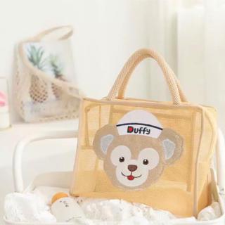 ダッフィー - 日本未発売 ダッフィー  温泉バッグ トラベルバッグ  プールバッグ  数量限定