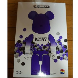 MY FIRST BE@RBRICK B@BY MACAU 100%&400%(その他)