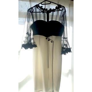 dazzy store - dazzy store シースルータイトドレス