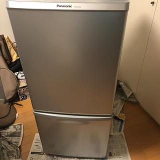 Panasonic - 埼玉東京美品パナソニック 冷蔵庫NR-B147W 2014年 一人暮らし 2ドア