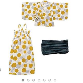 プティマイン(petit main)のアプレレクール  キッズ 浴衣 100(甚平/浴衣)