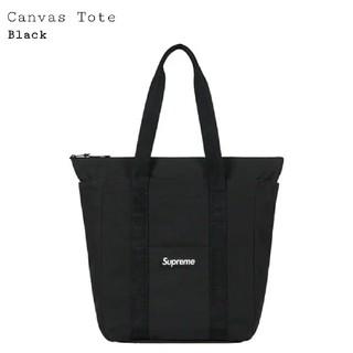 シュプリーム(Supreme)の20A/W Supreme Canvas Tote BLACK BOX(トートバッグ)