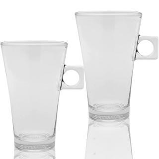 ネスレ(Nestle)のネスカフェ ドルチェグスト ラテグラス2個セット(グラス/カップ)