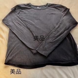 ギャップ(GAP)のGAP メンズ長袖Tシャツ(Tシャツ/カットソー(七分/長袖))