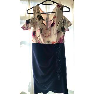 dazzy store - dazzy store オーガンジータイトドレス