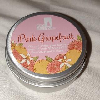 シーブリーズ(SEA BREEZE)のシーブリーズスムースハンドジェラートピンクグレープフルーツの香りハンドクリーム1(ハンドクリーム)