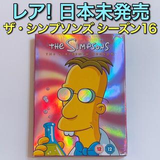 ザ・シンプソンズ シーズン16 DVD コレクターズBOX 日本未発売!(アニメ)