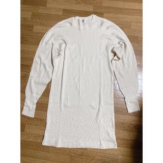 ビームス(BEAMS)のデッド スウェーデン 軍 リブT サーマル ユニセックス(Tシャツ(長袖/七分))
