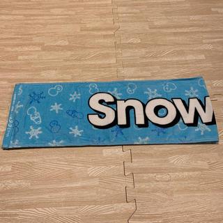 Johnny's - SnowMan ジャニーズJr.8.8祭り タオル