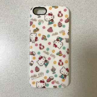サンリオ - ハローキティ iPhoneケース