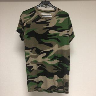ジョンローレンスサリバン(JOHN LAWRENCE SULLIVAN)のジョンローレンスサリバン 迷彩T  (Tシャツ/カットソー(半袖/袖なし))