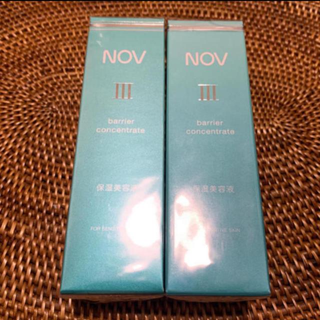 NOV(ノブ)のノブ バリアコンセントレート コスメ/美容のスキンケア/基礎化粧品(美容液)の商品写真