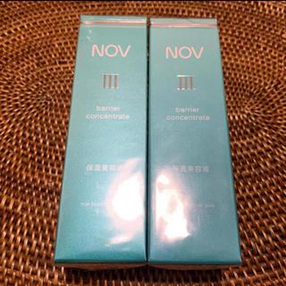 NOV - ノブ バリアコンセントレート