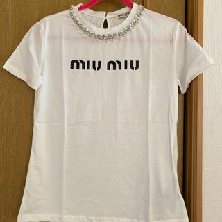 miumiu - miumiu Tシャツ