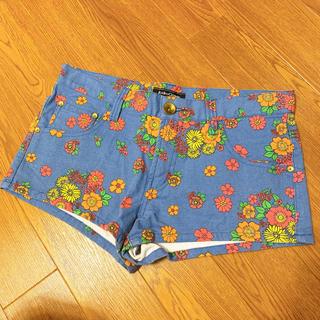 ロデオクラウンズ(RODEO CROWNS)の【美品】ロデオクラウン ショートパンツ ショーパン(ショートパンツ)