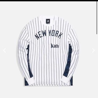 NEW ERA - NEW YORK YANKEES L/S COMBO QUINN Lサイズ