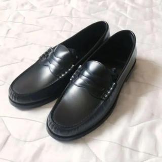 セリーヌ(celine)の新品未使用 ローファー CELINE ルコ / 23.5cm(ローファー/革靴)