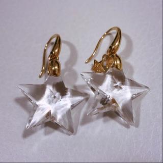 STAR JEWELRY - スタージュエリー  ピアス K18YG 限定品