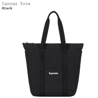 Supreme - supreme シュプリーム キャンバス トート canvas tote 黒