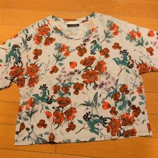 マメ(mame)の『mame』×『パリゴ』トップス サイズ:1(Tシャツ(半袖/袖なし))