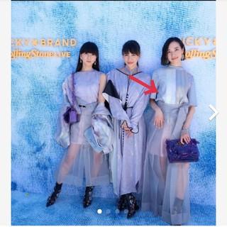 マメ(mame)のmame トップス(シャツ/ブラウス(半袖/袖なし))