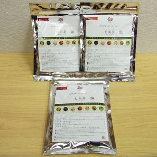 新品 未開封 エソラ 七美茶 漢方屋が創ったダイエットティー 20包 3袋(健康茶)