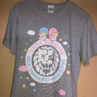 サンリオ - 新日本プロレス×サンリオ キキララ コラボTシャツ