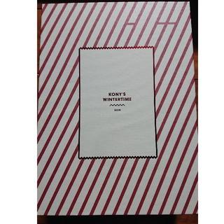 アイコン(iKON)のiKON/KONY'S WINTERTIME DVD(ミュージック)