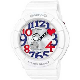 [カシオ] ベビージー BABY-G White Tricolor Series(腕時計)